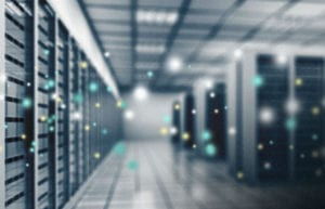 Huawei Servers in Data Centre