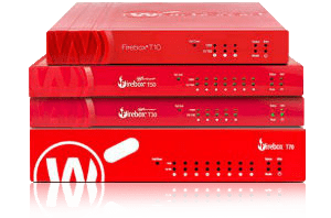 WatchGuard Wireless Security Tseries Stack