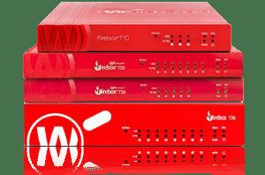 WatchGuard Wireless Security Tseries Stack