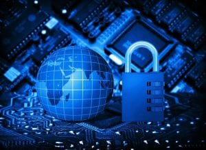 Web security lock